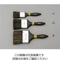 エスコ(esco) 75mm コッピー・ダスター用刷毛 1セット(15本) EA109LL-3(直送品)