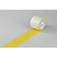 日本緑十字社 ガードテープ 黄 GTー101Y 148133 1巻 (直送品)