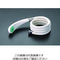 """エスコ(esco) G 1/2"""" [ 節水型 ]シャワーホースセット 1セット(3.2m:1.6m×2組) EA468BX-6(直送品)"""