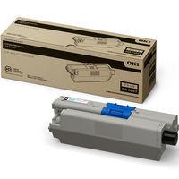 沖データ レーザートナーカートリッジ TNR-C4KK3 ブラック(小容量) (直送品)