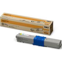 沖データ レーザートナーカートリッジ TNR-C4KY3 イエロー(小容量) (直送品)