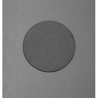 esco(エスコ) 直径150x5.0mmゴム板(丸) EA997XC-40 1セット(20枚) (直送品)