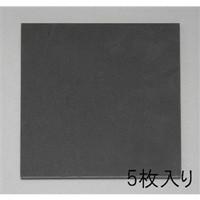 esco(エスコ) 100x100x5mmスポンジゴム(5枚) EA997XD-31 1セット(50枚:5枚×10パック) (直送品)