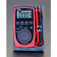 esco(エスコ) ポケットデジタルテスター EA707AD-16 1セット(2個) (直送品)