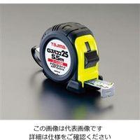esco(エスコ) メジャー(ナイロンコーティング) 25mm幅×5.5m EA720JC-5.5 1セット(2個) (直送品)
