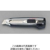 エスコ(esco) 155mm カッターナイフ(連発式/L型刃) 1セット(2個) EA589AT-1(直送品)