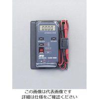 esco(エスコ) ポケットデジタルテスター EA707AD-17 1セット(2個) (直送品)