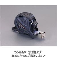 esco(エスコ) メジャー(ナイロンコート) 25mm幅×7.5m EA720CS-7N 1セット(2個) (直送品)