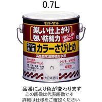 エスコ(esco) 0.7L [水性]錆止め塗料(赤さび) 1セット(2100mL:700mL×3缶) EA942EB-65(直送品)