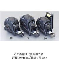 esco(エスコ) メジャー(ナイロンコート/ストッパー付) 25mm幅×5.5m EA720CS-5NH 1セット(2個) (直送品)