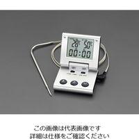 エスコ(esco) 0°/+250℃デジタル温度計 1セット(3個) EA701MC-1 (直送品)