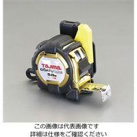 esco(エスコ) メジャー(強力テープ/ホルダー付) 25mm幅×5m EA720JN-150 1セット(2個) (直送品)