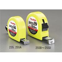 esco(エスコ) メジャー(ナイロンコーティング) 25mm幅×5.5m EA720JC-255D 1セット(2個) (直送品)
