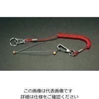esco(エスコ) 3.0x460-1700mmセーフティーループ(赤) EA983SL-1 1セット(4本) (直送品)