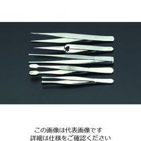 エスコ(esco) 5本組 ピンセット 1セット(25本:5本×5組) EA595KB-2(直送品)