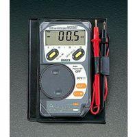 エスコ(esco) デジタルテスター(ポケット型) 1セット(2個) EA707CB(直送品)