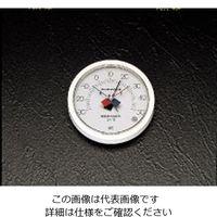 エスコ(esco) 直径135mm最高・最低温度計 1セット(2個) EA728 (直送品)