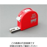 esco(エスコ) 16mmx3.0mメジャー(内測付) EA720GA-3 1セット(3個) (直送品)