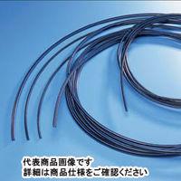 サンプラテック(SANPLATEC) 帯電防止PFA-ASチューブ(10m) 4.35φ×6.35φ×1mm 21228 1巻(10m) (直送品)