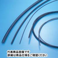 サンプラテック(SANPLATEC) 帯電防止PFA-NEチューブ(10m) 2φ×4φ×1 18501 1巻(10m) (直送品)