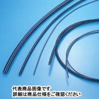 サンプラテック(SANPLATEC) 帯電防止PFA-NEチューブ(10m) 10φ×12φ×1 18506 1巻(10m) (直送品)