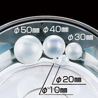 サンプラテック プラスチックボール PP 20mm 1000個  06920 1組 (直送品)