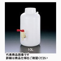 サンプラテック(SANPLATEC) PE沈殿瓶 10L 02996 1本(直送品)