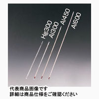 サンプラテック(SANPLATEC) FEPカバー温度計 Hg300 16145 1本(直送品)