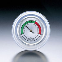 サンプラテック 湿度計60φ リング付  05077 1個 (直送品)