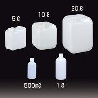 サンプラテック ピュアボトル クリーン容器) 10L 4本  26596 1箱 (直送品)