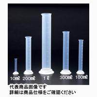 サンプラテック サンプラPFAメスシリンダー 50mL  06768 1本 (直送品)
