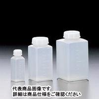 サンプラテック 角瓶A型 250mL 02127 100本入 (直送品)