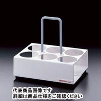 サンプラテック 卓上試薬瓶ホルダー手提型 THー8型  02392 1個 (直送品)