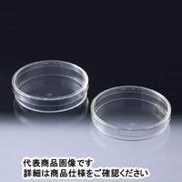 サンプラテック TPXシャーレ 深型 滅菌なし 10枚入 オートクレーブ可 02361 1組 (直送品)
