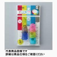 サンプラテック 親指保護キャップ イロメク) M 5個×5袋  27085 1組 (直送品)