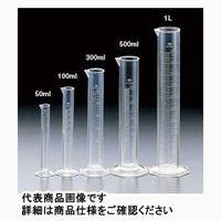 サンプラテック サンプラ ケミカルメスシリンダー 100mL  01004 1本 (直送品)