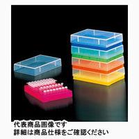 サンプラテック PCRチューブラック 96ーFBL 青  13159 1個 (直送品)
