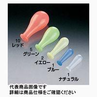 サンプラテック スポイト シリコン) 2CC 緑 5個  06938 1セット(2組:1組×2) (直送品)