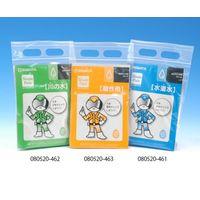 柴田科学 簡易水質検査キット シンプルパック 水のチェック隊シリーズ 水道水 080520-461 1個 61-4426-59 (直送品)