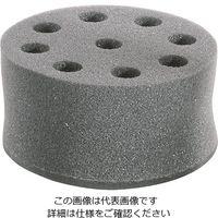 DLAB ボルテックスミキサー φ16用チューブアダプター8穴 1個 1-337-13 (直送品)