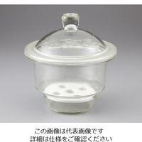 アズワン 乾燥ガラス器 φ120mm 13510150Y 1台 1-1474-12 (直送品)