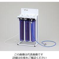 環境テクノス ポータブル純水器 P-4型 1台 1-2743-01 (直送品)