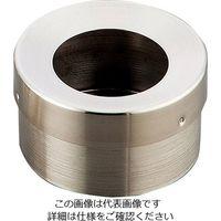 アズワン 給餌箱 ステンレス(SUS304) φ80×50mm 1個 1-3355-15 (直送品)