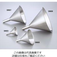アズワン ジョウゴ(φ76× 90mm) 1個 1-3799-01 (直送品)