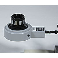 京葉光器 LED照明拡大鏡(スタンドタイプ50型) LEDS-180AS 1台 1-5696-04 (直送品)