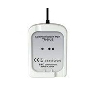 ティアンドデイ(T&D) 温度記録計(おんどとりJr.)用コミュニケーションポート TR-50U2 1台 1-5020-22 (直送品)