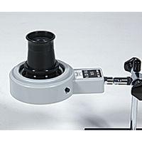 京葉光器 LED照明拡大鏡(スタンドタイプ50型) LEDS-100AS 1台 1-5696-03 (直送品)
