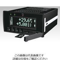 アズワン デジタルパネルレコーダ 電圧またはロードセル 1005C-00-A-ST 1台 1-3854-03 (直送品)