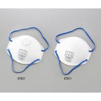 日本製紙クレシア クリーンガード(R) M10DS2マスク バルブ付き 67821 1箱(10枚) 1-6811-01 (直送品)
