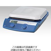 IKA(イカ) ホットスターラーCMAGHS10デジタル C-MAG HS10 digital 1台 1-6607-23 (直送品)